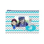 Cosmetic Bag (L): Little Girl - Cosmetic Bag (Large)