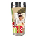 xmas - Stainless Steel Travel Tumbler