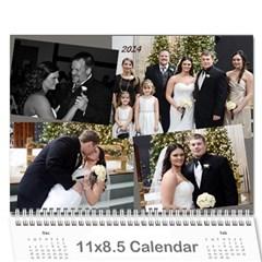 Calendar L 2015 By Roxanne Klingler   Wall Calendar 11  X 8 5  (12 Months)   Yxmpiwm8r9ac   Www Artscow Com Cover