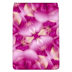 Beauty Pink Abstract Design Removable Flap Cover (large) by dflcprints
