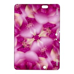 Beauty Pink Abstract Design Kindle Fire Hdx 8 9  Hardshell Case by dflcprints