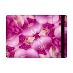 Beauty Pink Abstract Design Apple Ipad Mini 2 Flip Case by dflcprints