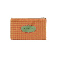 Cosmetic Bag (s) By Joy   Cosmetic Bag (small)   Ylvs3eje0t9i   Www Artscow Com Back