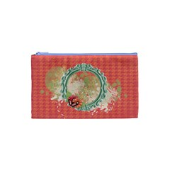 Cosmetic Bag (small) By Joy   Cosmetic Bag (small)   Krogp96binfd   Www Artscow Com Front
