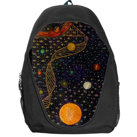 By Judith Pizzamiglio   Backpack Bag   Ng7dt1t61grr   Www Artscow Com Front