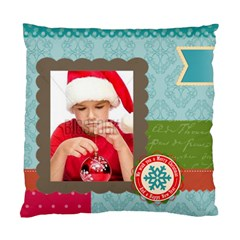 Xmas By Xmas4   Standard Cushion Case (two Sides)   Xs9qiq8xujnm   Www Artscow Com Back