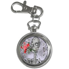 Looking Forward To Spring Key Chain Watch by icarusismartdesigns
