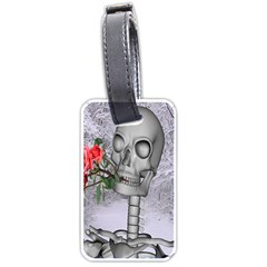 Looking Forward To Spring Luggage Tag (two Sides) by icarusismartdesigns