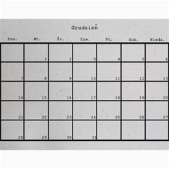 Kalendarzsalwach By Magdalena   Wall Calendar 11  X 8 5  (12 Months)   73rfg8p86ymg   Www Artscow Com Dec 2015