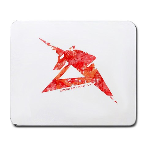 Amuro Ray By Shiki   Large Mousepad   In0h8sjovizr   Www Artscow Com Front
