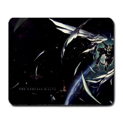 Wing By Shiki   Large Mousepad   Iobndr8stqeo   Www Artscow Com Front