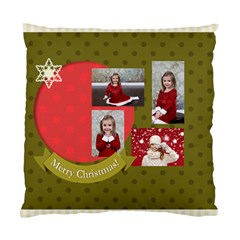 Xmas By Xmas   Standard Cushion Case (two Sides)   L393mkzx7zyx   Www Artscow Com Back