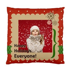 Xmas By Xmas   Standard Cushion Case (two Sides)   T9l0c6gojkkf   Www Artscow Com Back