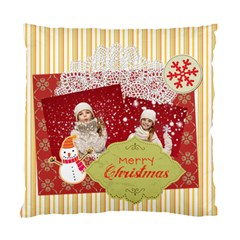 Xmas By Xmas   Standard Cushion Case (two Sides)   Kg7g0lk9uxgx   Www Artscow Com Front