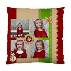 Xmas By Xmas   Standard Cushion Case (two Sides)   Qk6d6a9zs2w8   Www Artscow Com Back
