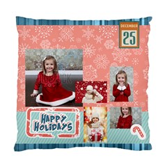 Xmas By Xmas   Standard Cushion Case (two Sides)   Qk4x2ju1a28h   Www Artscow Com Back