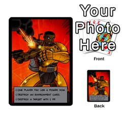 Sentinels 54 Card Promos By Sasha   Multi Purpose Cards (rectangle)   07y5jdkks28u   Www Artscow Com Back 19