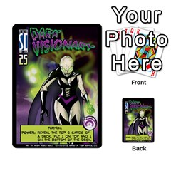 Sentinels 54 Card Promos By Sasha   Multi Purpose Cards (rectangle)   07y5jdkks28u   Www Artscow Com Front 29