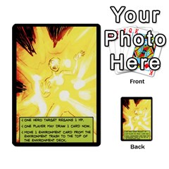 Sentinels 54 Card Promos By Sasha   Multi Purpose Cards (rectangle)   07y5jdkks28u   Www Artscow Com Back 29