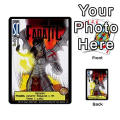 Sentinels 54 Card Promos By Sasha   Multi Purpose Cards (rectangle)   07y5jdkks28u   Www Artscow Com Front 39