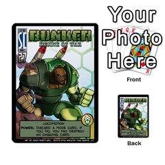 Sentinels 54 Card Promos By Sasha   Multi Purpose Cards (rectangle)   07y5jdkks28u   Www Artscow Com Front 48