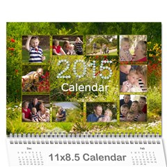 Se By Yvonne Cavill   Wall Calendar 11  X 8 5  (12 Months)   Jqiso9fxi1ck   Www Artscow Com Cover