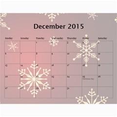 Se By Yvonne Cavill   Wall Calendar 11  X 8 5  (12 Months)   Jqiso9fxi1ck   Www Artscow Com Dec 2015