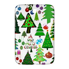 Oh Christmas Tree Samsung Galaxy Note 8 0 N5100 Hardshell Case  by StuffOrSomething