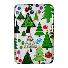 Oh Christmas Tree Samsung Galaxy Tab 2 (7 ) P3100 Hardshell Case  by StuffOrSomething