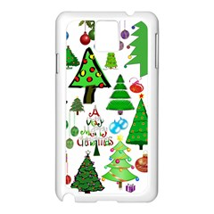 Oh Christmas Tree Samsung Galaxy Note 3 N9005 Case (white) by StuffOrSomething