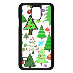 Oh Christmas Tree Samsung Galaxy S5 Case (Black) by StuffOrSomething