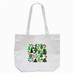 Oh Christmas Tree Tote Bag (white) by StuffOrSomething