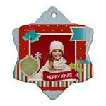 xmas - Ornament (Snowflake)