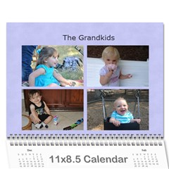Popa & Hoi s 2015 Work Calendars By Becky   Wall Calendar 11  X 8 5  (12 Months)   Ko3xzl351sql   Www Artscow Com Cover