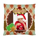 xmas - Standard Cushion Case (Two Sides)