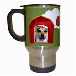 pet - Travel Mug (White)