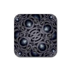 Mystic Arabesque Drink Coasters 4 Pack (square) by dflcprints
