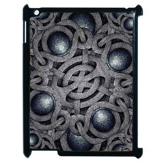 Mystic Arabesque Apple Ipad 2 Case (black) by dflcprints