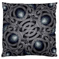 Mystic Arabesque Large Cushion Case (single Sided)  by dflcprints