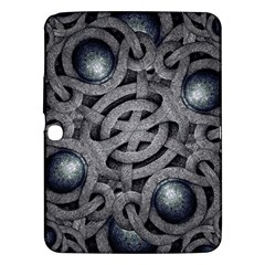 Mystic Arabesque Samsung Galaxy Tab 3 (10 1 ) P5200 Hardshell Case  by dflcprints