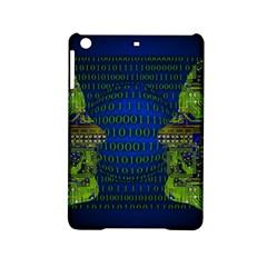 Binary Communication Apple Ipad Mini 2 Hardshell Case by StuffOrSomething