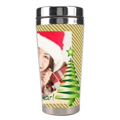 Xmas By Xmas   Stainless Steel Travel Tumbler   9vf9w9baxa47   Www Artscow Com Right