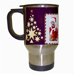 Xmas By Xmas   Travel Mug (white)   Lp9dvx3uje95   Www Artscow Com Left