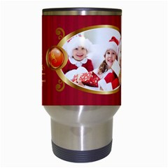Xmas By Xmas   Travel Mug (white)   X3unrui7fgwz   Www Artscow Com Center