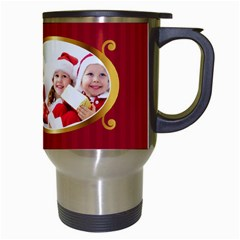 Xmas By Xmas   Travel Mug (white)   X3unrui7fgwz   Www Artscow Com Right