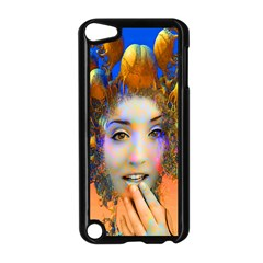 Organic Medusa Apple Ipod Touch 5 Case (black) by icarusismartdesigns