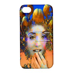 Organic Medusa Apple Iphone 4/4s Hardshell Case With Stand by icarusismartdesigns