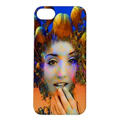 Organic Medusa Apple Iphone 5s Hardshell Case by icarusismartdesigns