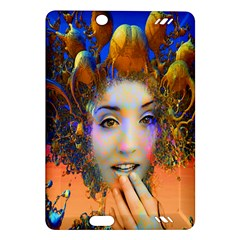 Organic Medusa Kindle Fire Hd (2013) Hardshell Case by icarusismartdesigns
