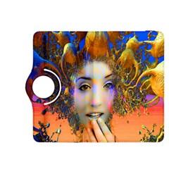 Organic Medusa Kindle Fire Hdx 8 9  Flip 360 Case by icarusismartdesigns